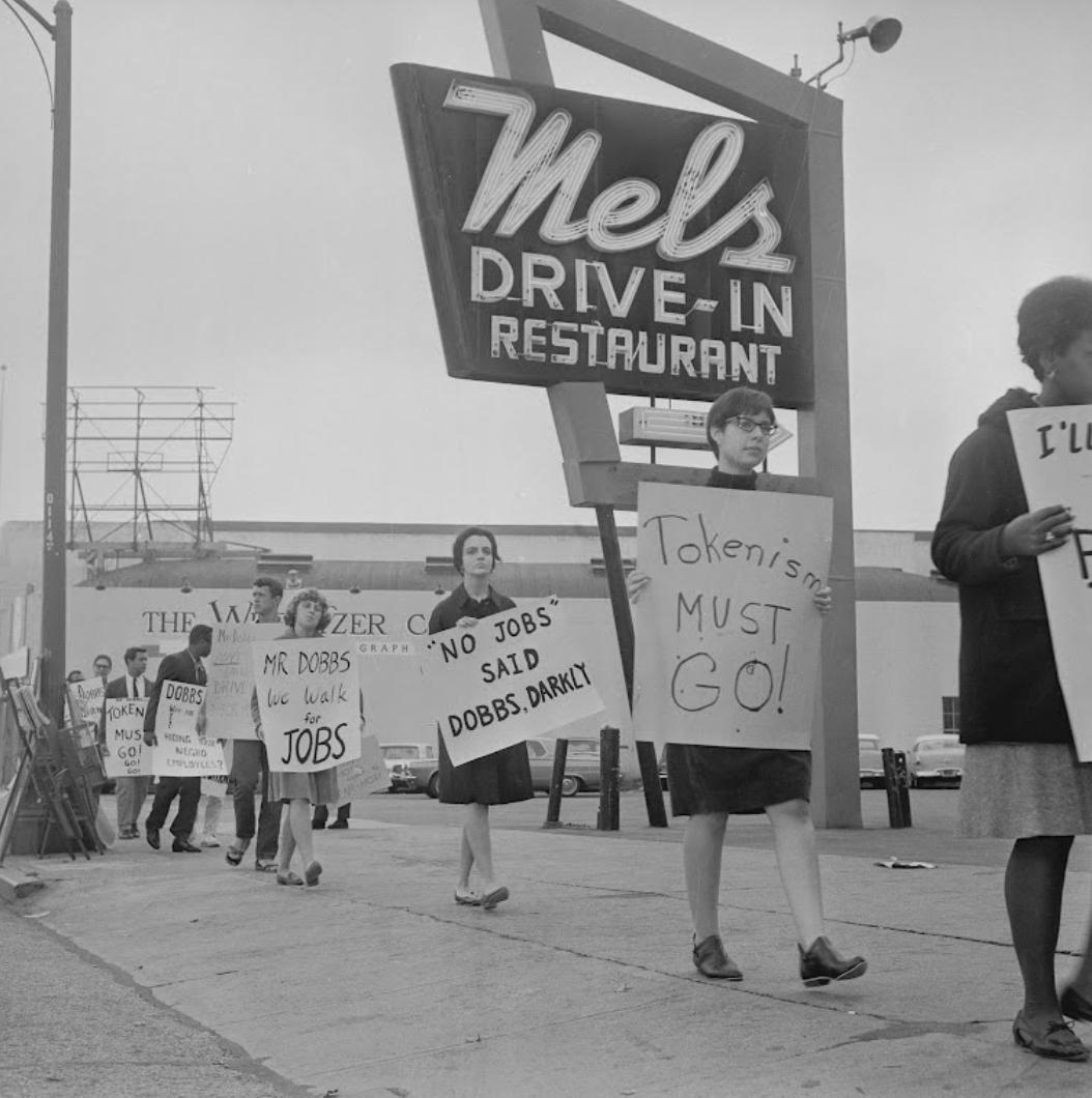 Mel's Diner (October 26,1963)
