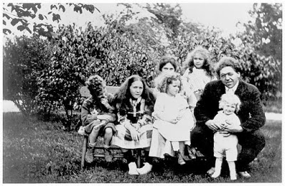NC Wyeth and Family