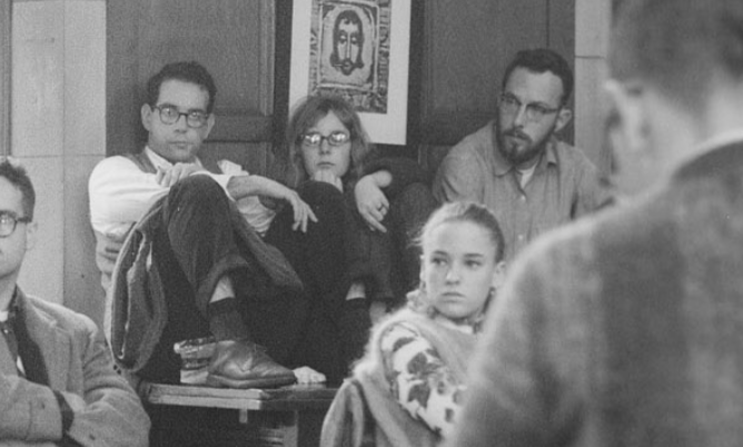Bob Starobin on left