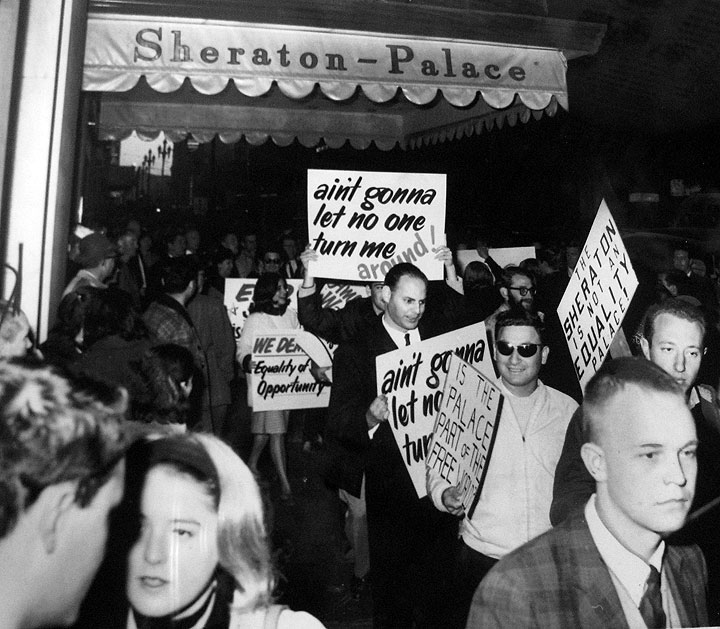Sheraton Palace (March 7 1964)