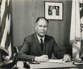 State Senator Fred S.  Farr