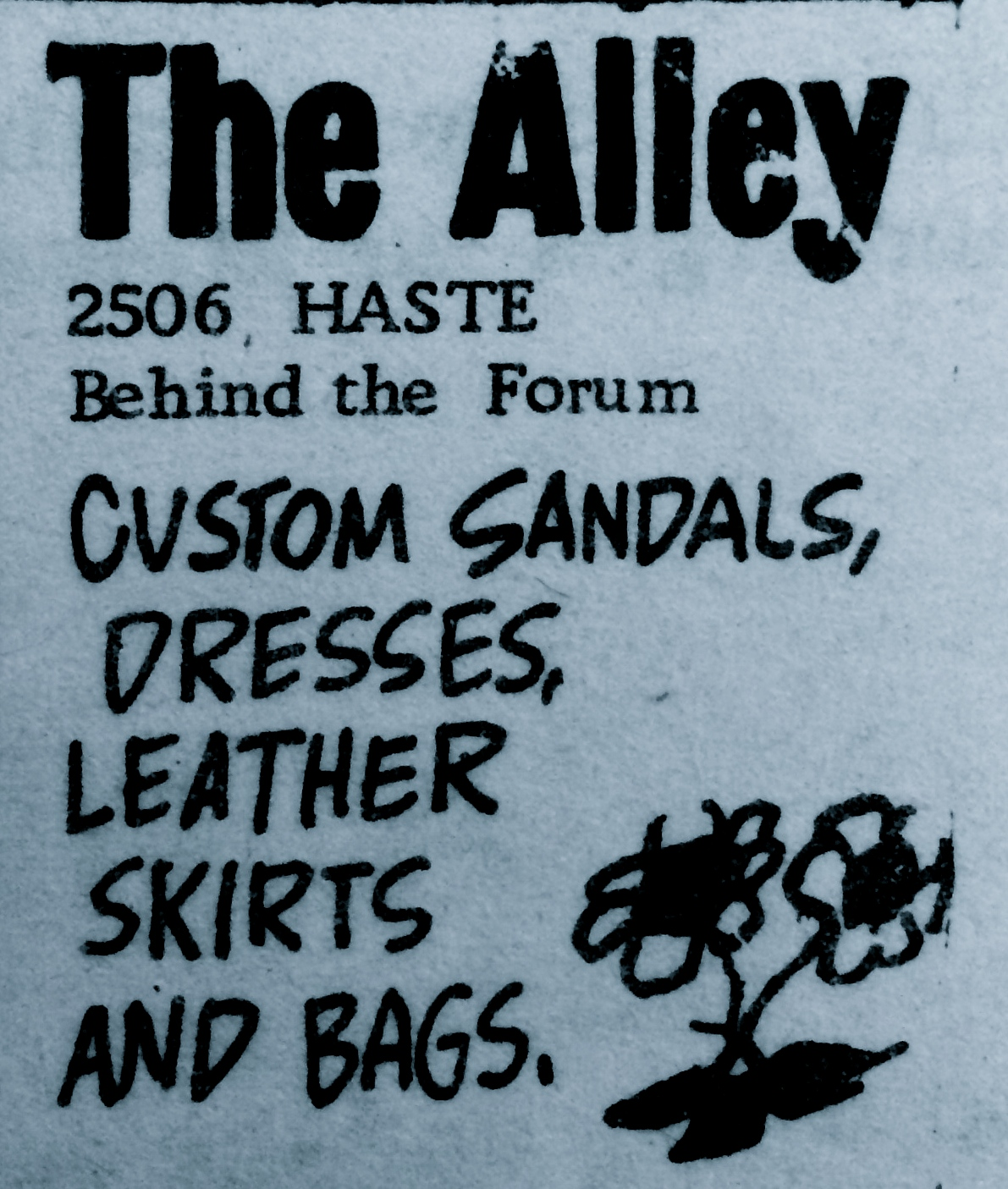 2506 Haate The alley Citizen 1966 copy