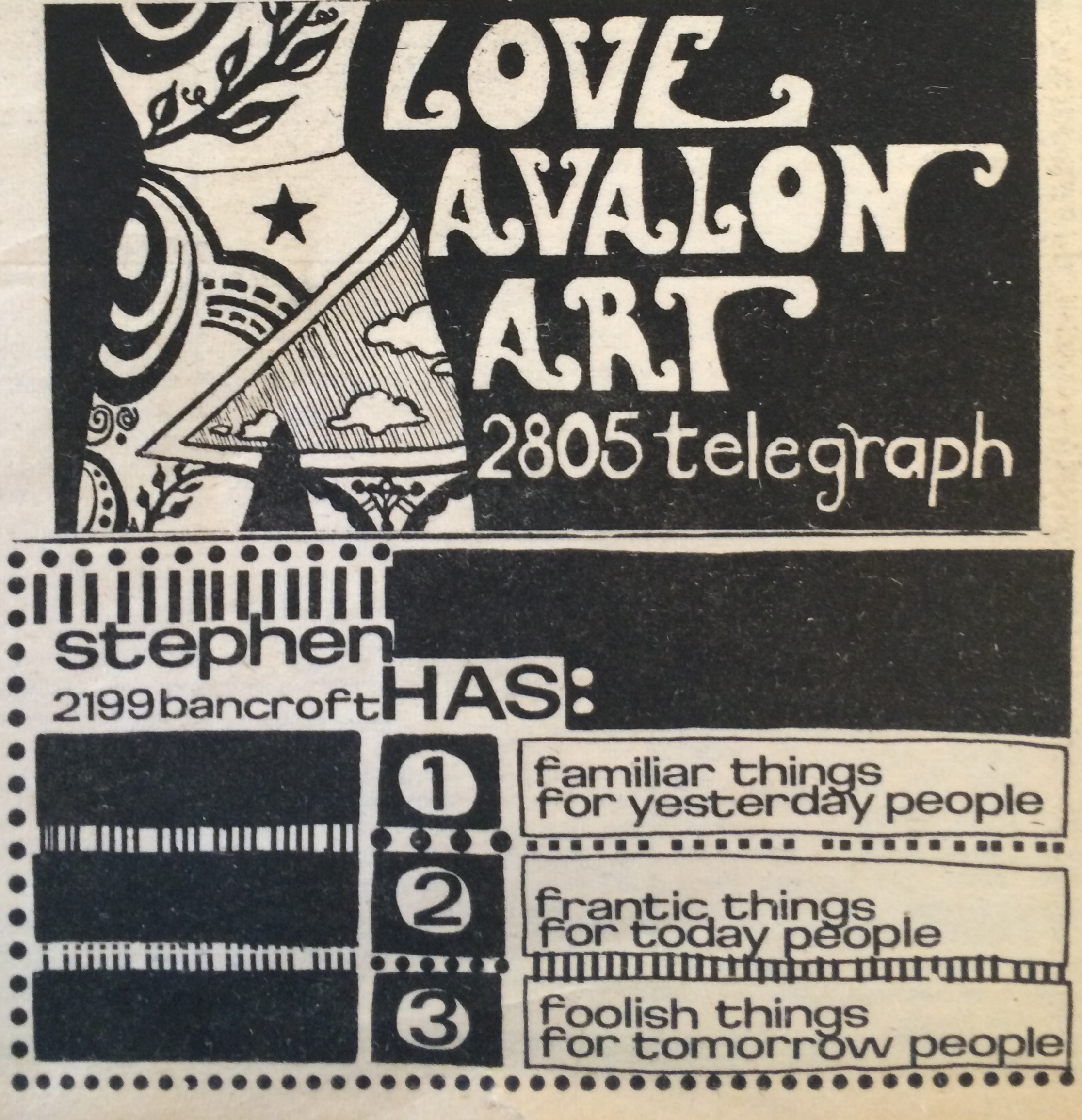 Love Avalon Art:Stephen copy