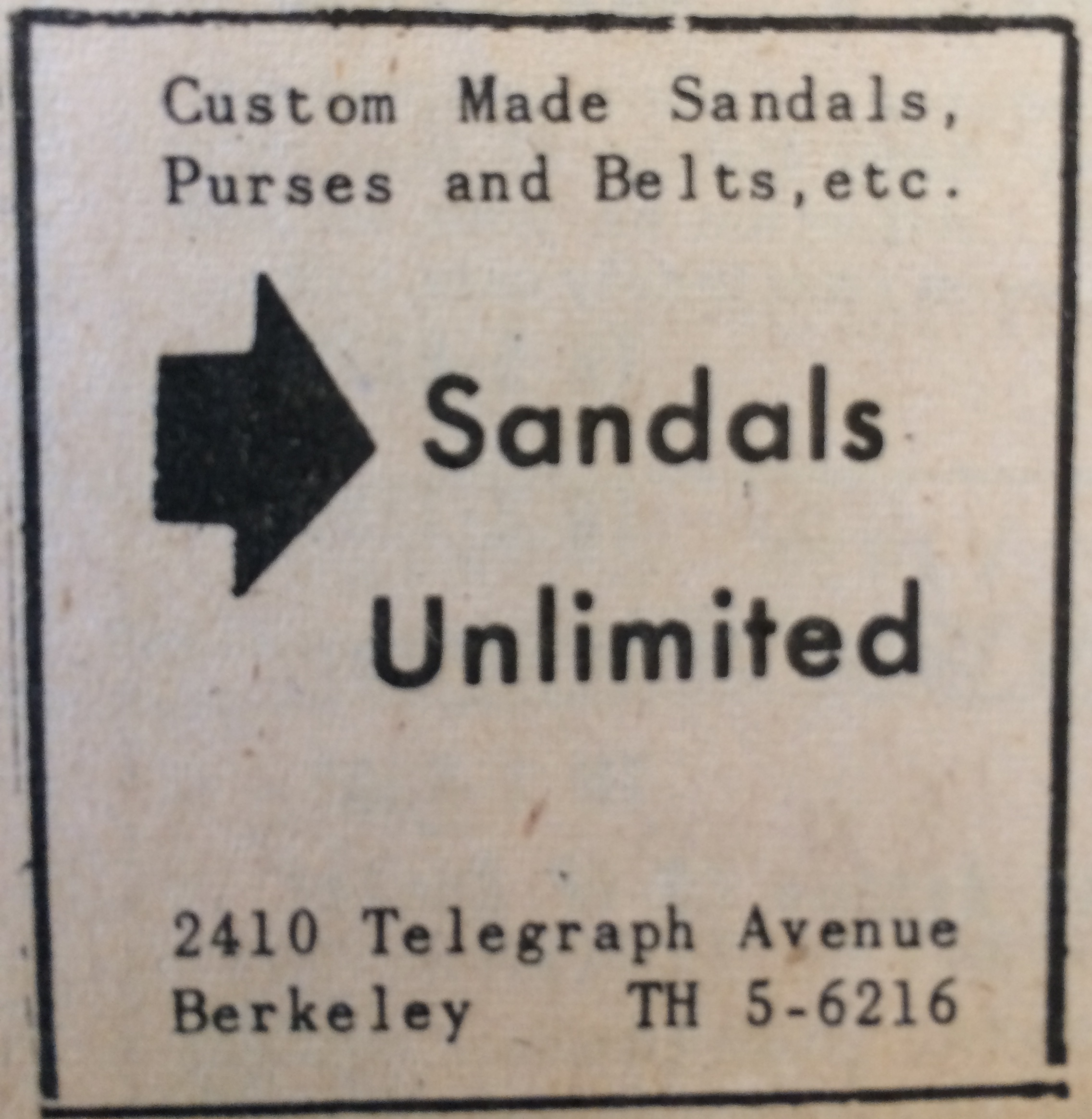 Sandals Unlimited copy