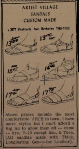 Artist Village Sandals 3