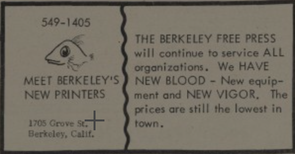 Berkeley Free Press