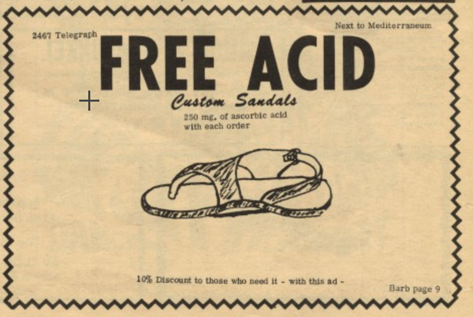 Custom Sandlas Free Acid