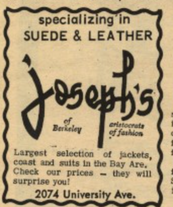 Joseph's of Berkeley