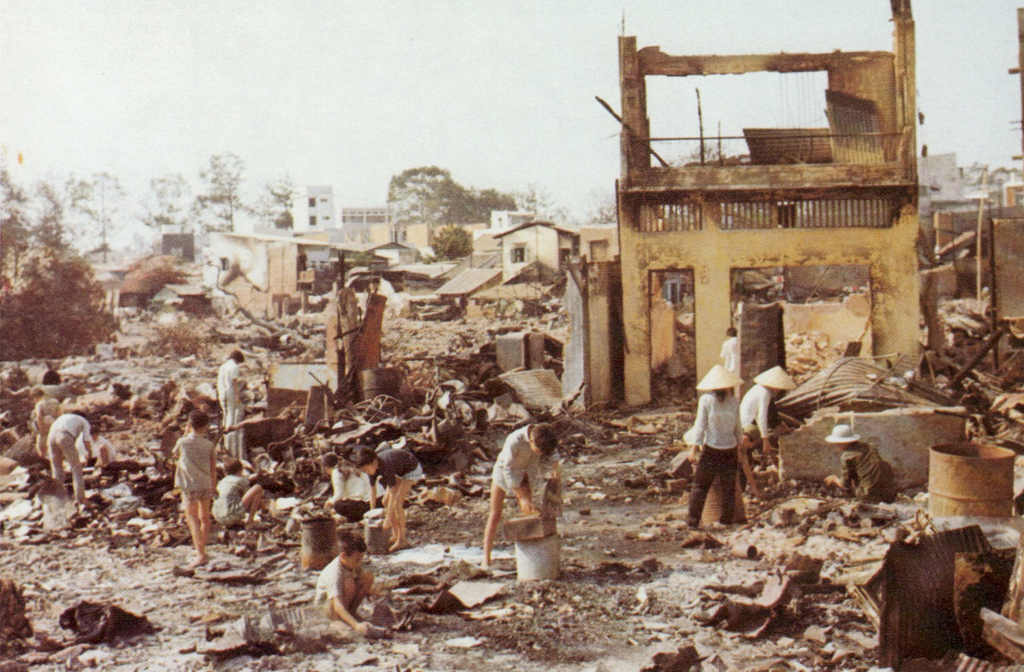 Cholon_after_Tet_Offensive_operations_1968