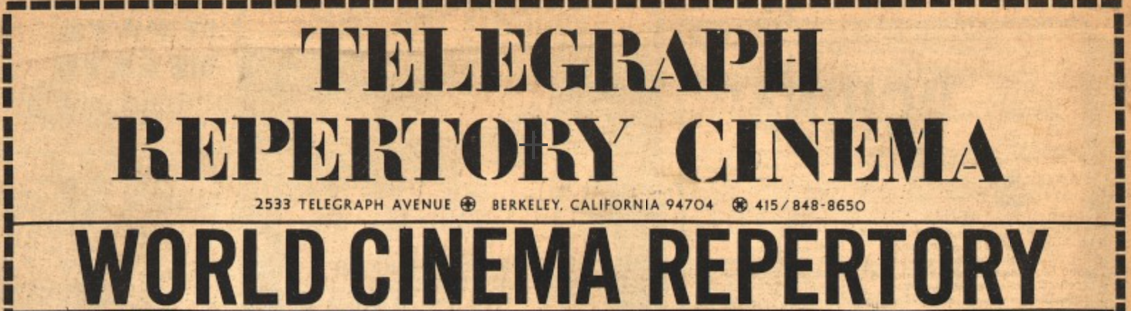Telegraph Repetory Cinema
