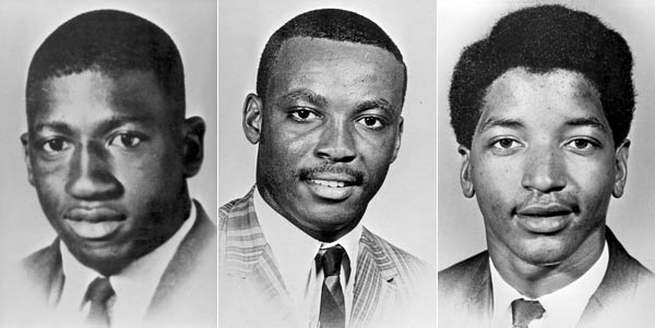 (Delano Middleton, Henry Smith, and Samuel Hammond)