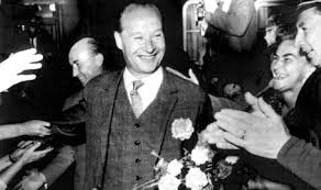 Liberal reformist Alexander Dubček