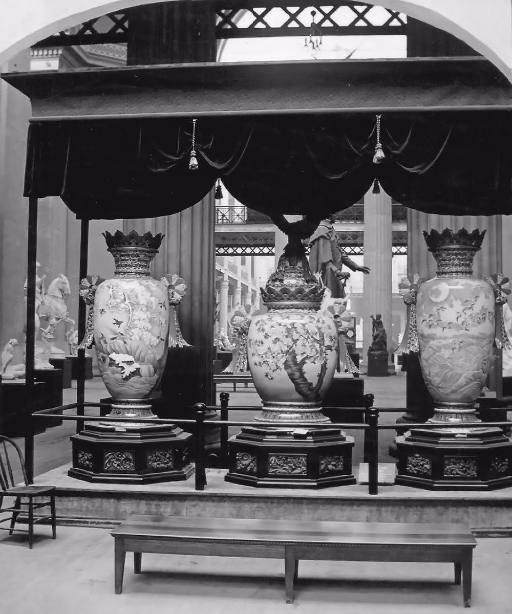 205-The-Great-Japanese-Vases-valued-at-50000-Fine-Arts-Building-Columbian-Exposition.-RH