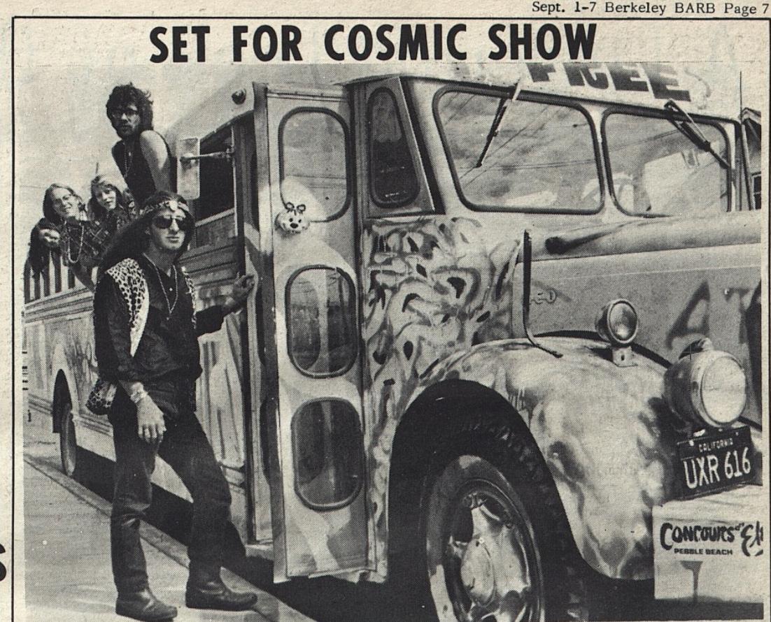 Berkeley Barb, September 1, 1967