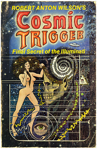 But it's as an illustrator of Robert Anton Wilson's Cosmic Trigger that Thompson is probably best known,