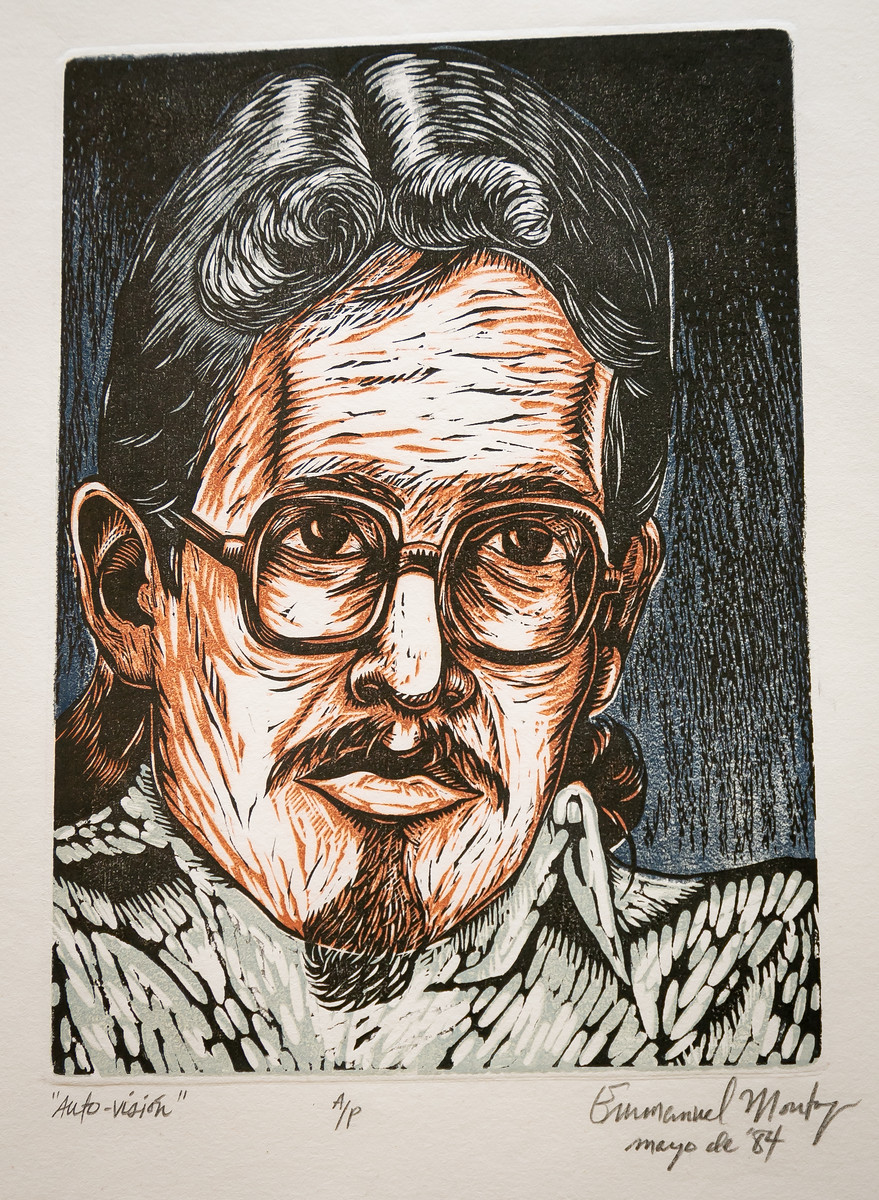 Self-portrait (1984)