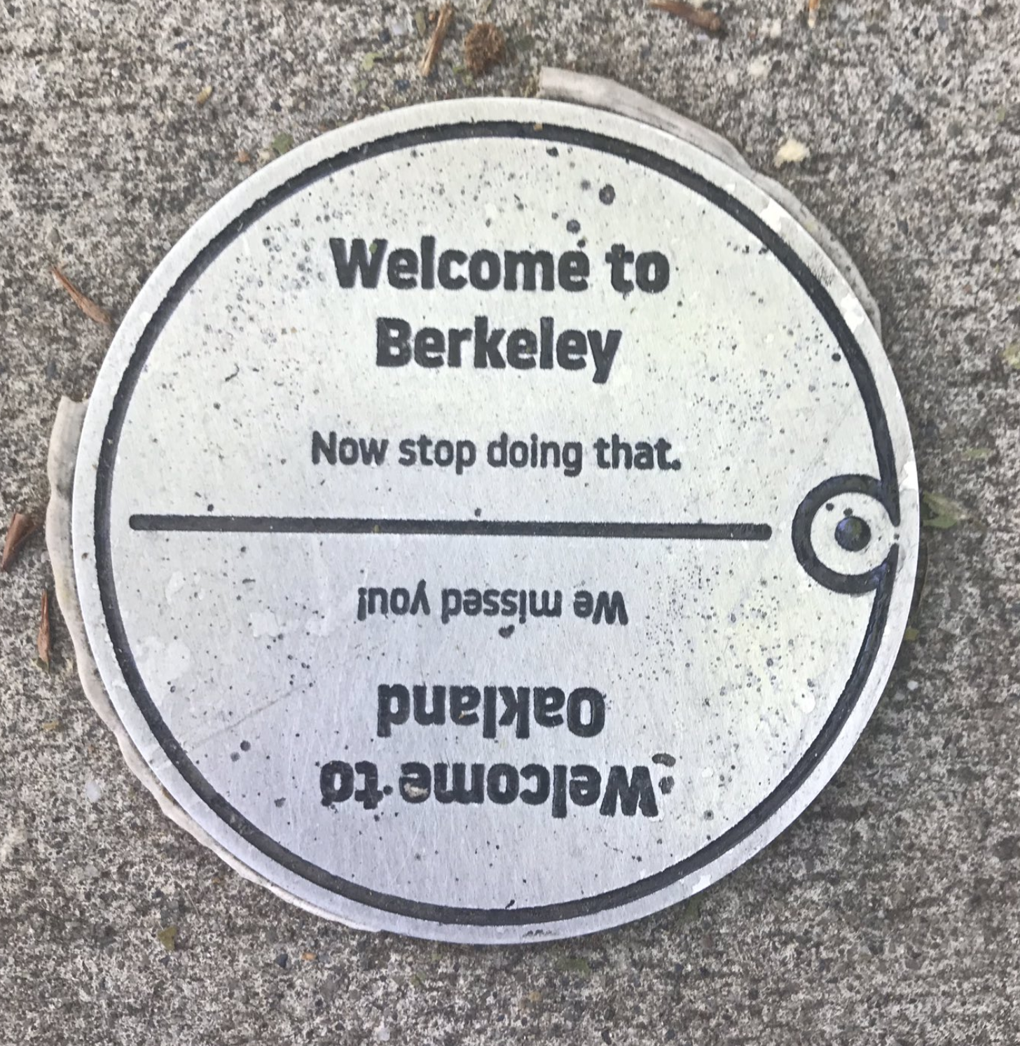 Welcome to Berkeley