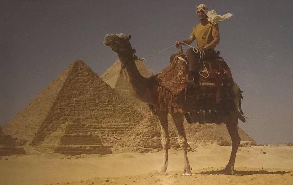 EGYPT 1968