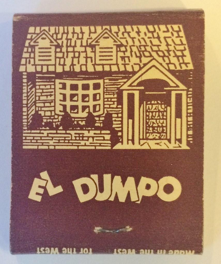 Matches image of el dump