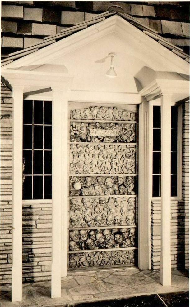 Photo front door