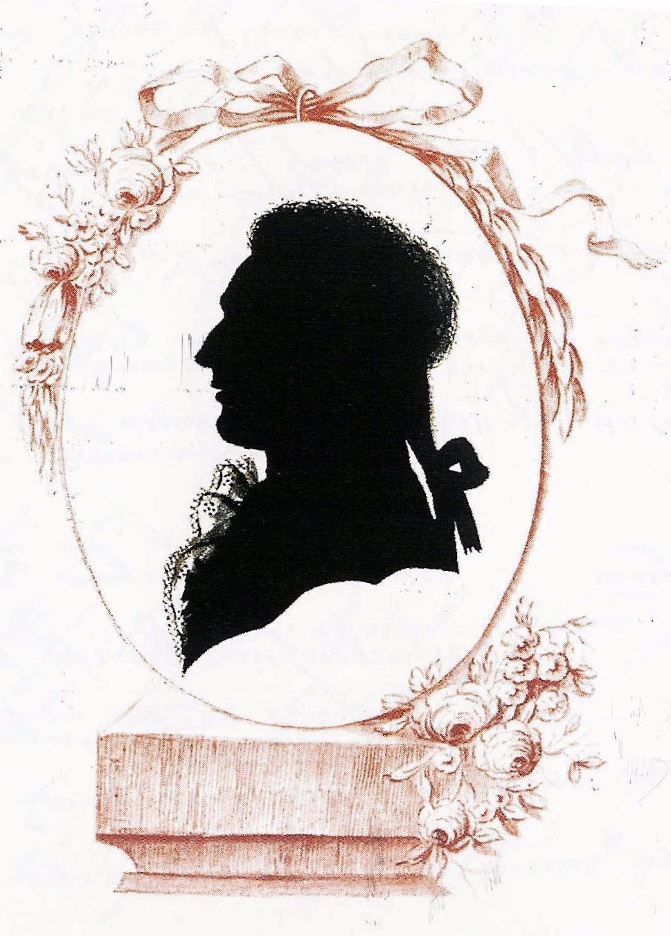 Étienne de Silhouette