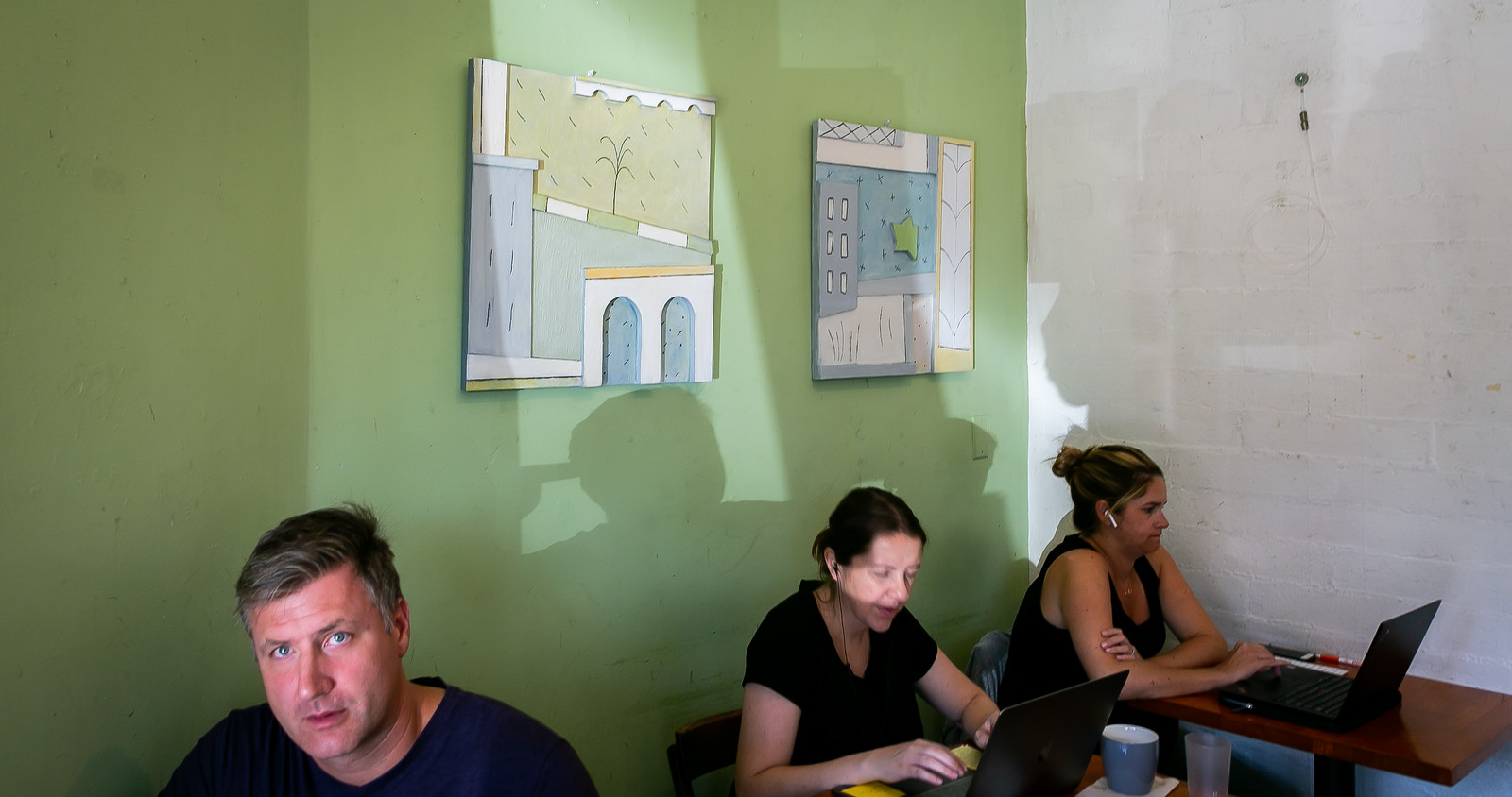 Quirky Berkeley in Berkeley, Calif. on August 21st, 2019.