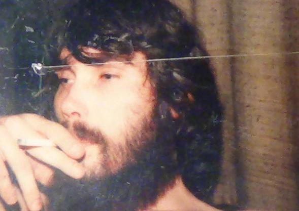 Photo courtesy Al Guyer (circa 1976)