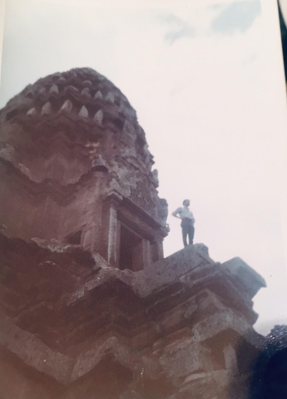 Angkor Wat. Photo courtesy Al Geyer