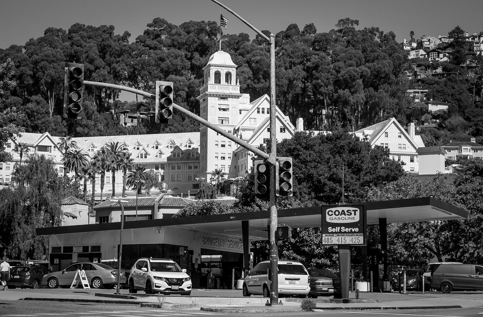 Quirky Berkeley in Berkeley, Calif. on September 25th, 2019.