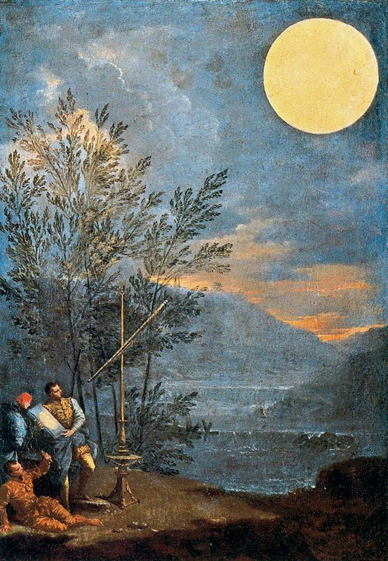 Donato_Creti_-_Astronomical_Observations_-_01_-_Sun