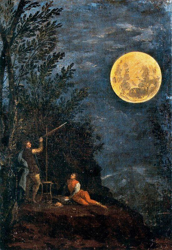 Donato_Creti_-_Astronomical_Observations_-_02_-_Moon